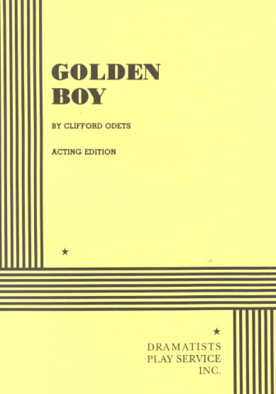 Golden Boy By Odets, Clifford